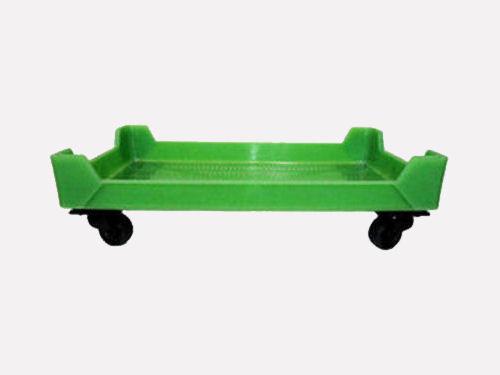 green tray dolly